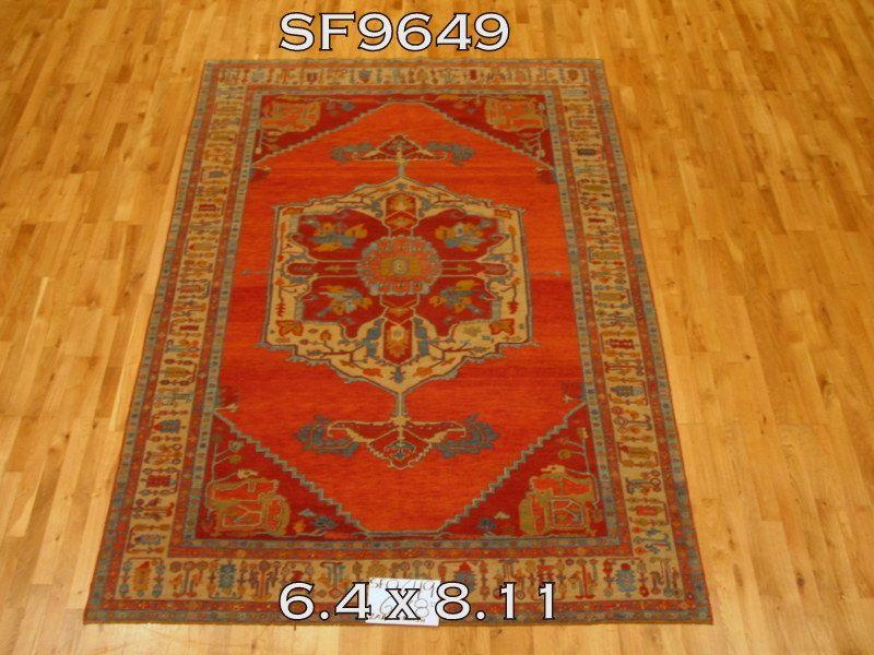 6x9 Rugs Aga John Oriental