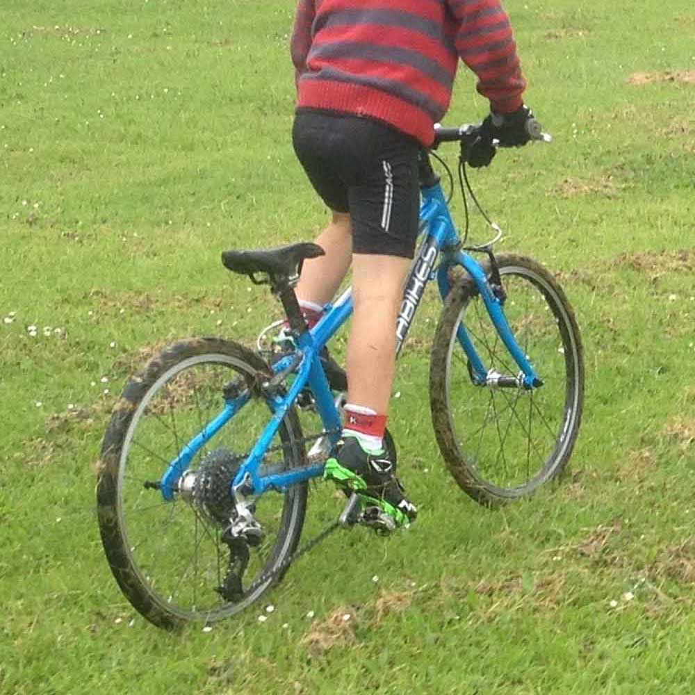 Cleats and Clipless Pedals for Kids