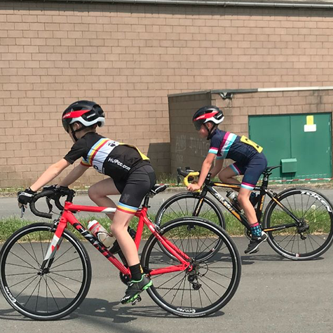 HUP Belgian Kids Cycling Bib Shorts – Kids Racing Ltd dc8c3bf6c