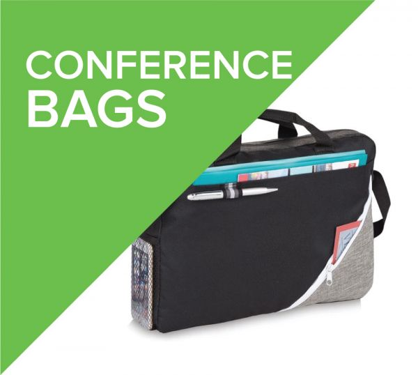Bags perfect for conference or event giveaways