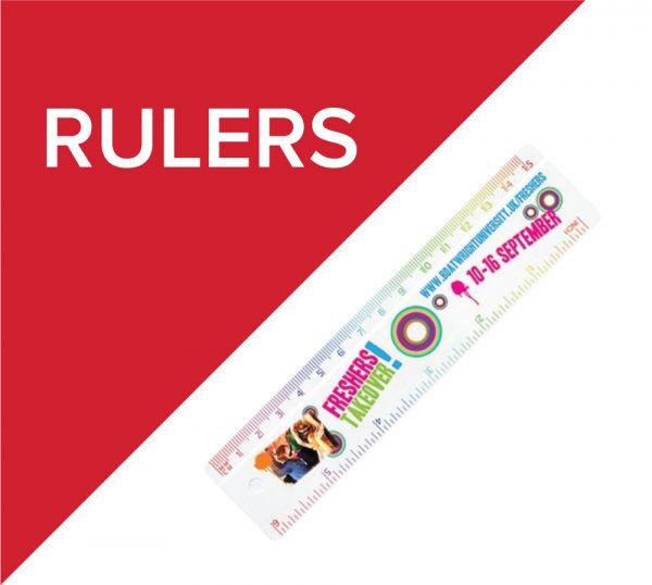 Printed Rulers