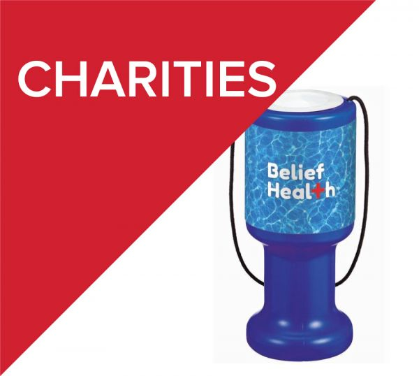 Promotional Products for Charities