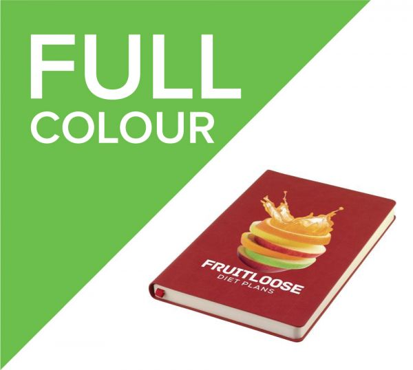 Full colour printed Notebooks