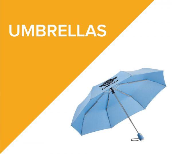 Promotional Umbrellas for Universities