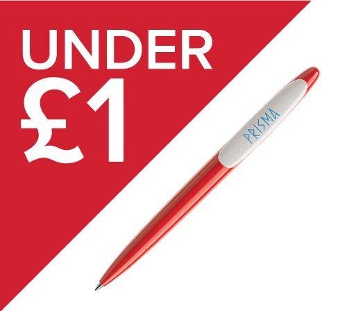 Promotional pens under £1