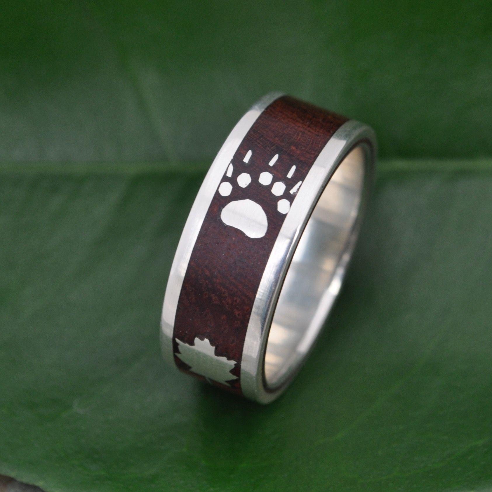 Create Your Own Custom Wood Ring Design – Naturaleza Organic