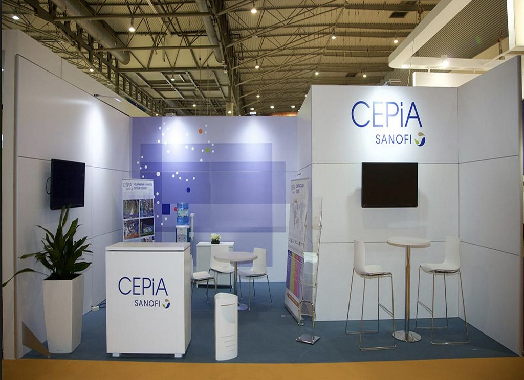 Custom Modular Exhibition Stands : Exhibition stand builders designers booth constructions