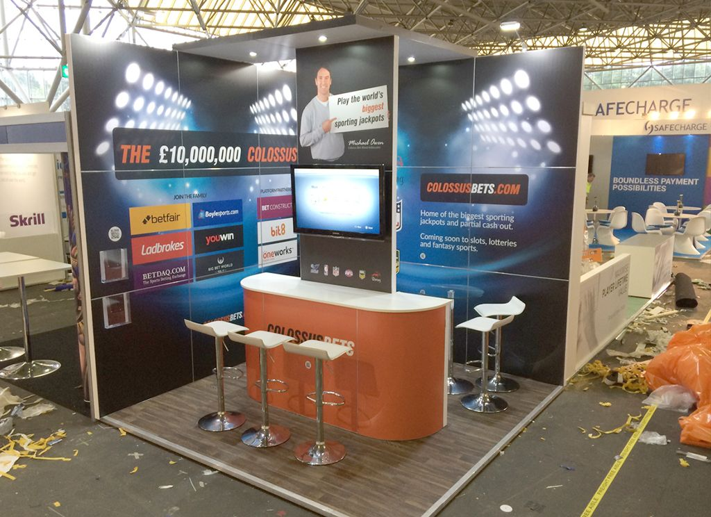 Exhibition Displays Adelaide : Exhibition stand builders designers booth constructions