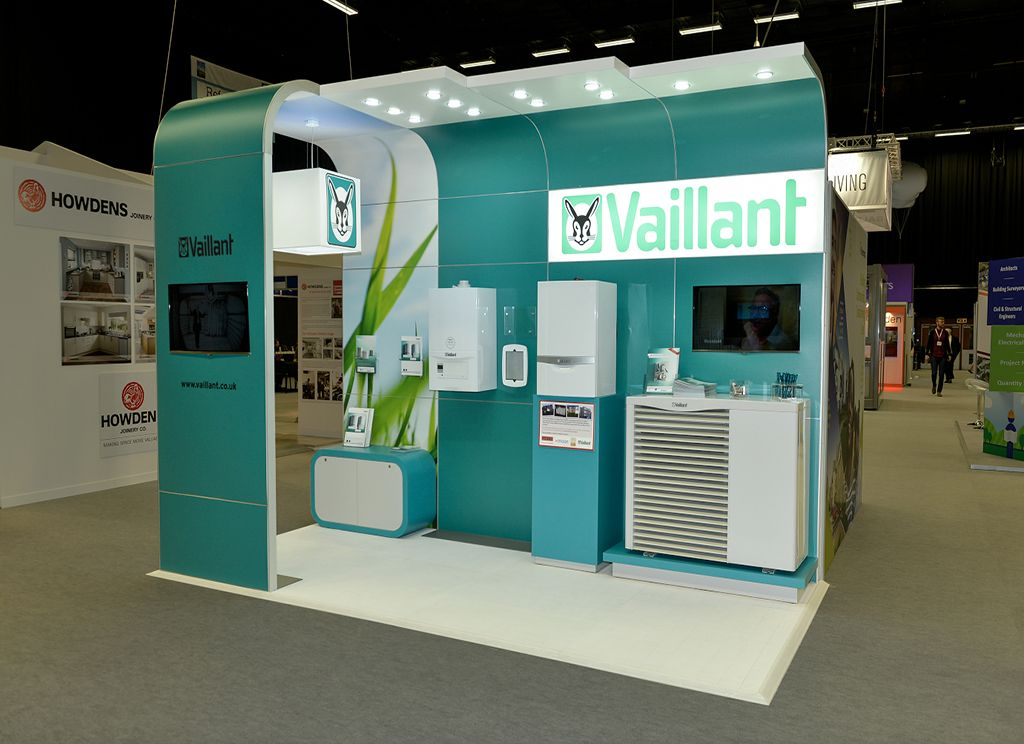 Custom Exhibition Stands Melbourne : Custom exhibition stands