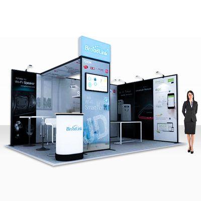 Modular Exhibition Stand Qld : Modular exhibition stands